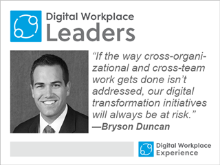 Digital Workplace Leader Bryson Duncan of Workfront