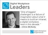 Microsoft's Chris McNulty: Digital Workplaces Should Lead the Way Work Gets Done