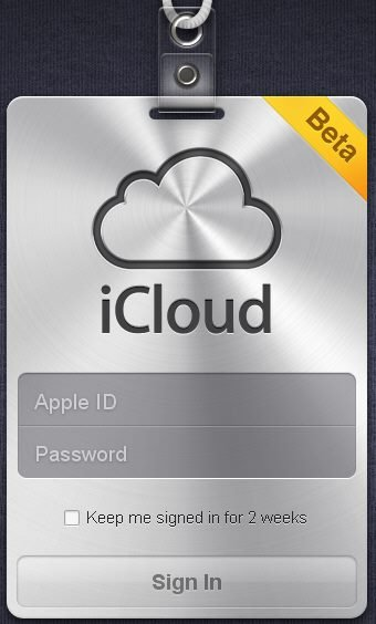 Apple's icloud welcomes careful developers