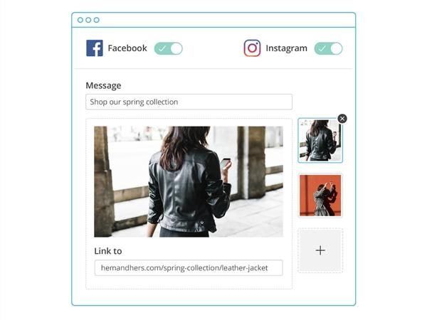 Instagram integration with MailChimp