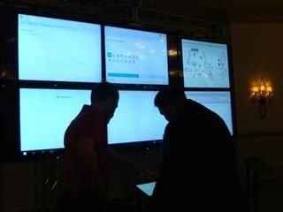 dynatrace demos its software