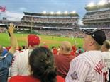 LinkedIn says sales agents are big fans of social selling tools, like these Phillies fans are of their baseball team