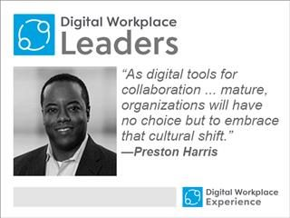 Preston Harris, Digital Workplace Leader from CDW