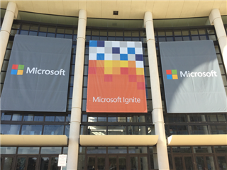 Microsoft Ignite is an annual conference for developers, IT professionals