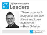 Brad Grissom Digital Workplace Experience leader