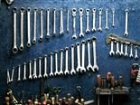 a selection of wrenches