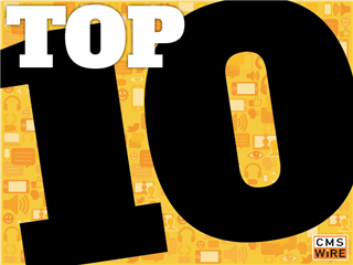 CMSWires Top 10 Hits of 2014 Web CMS