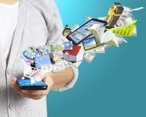 Mobile Home Screens, mobile apps, customer experience