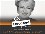 CX Decoded Podcast Episode 4 - Kristina Podnar