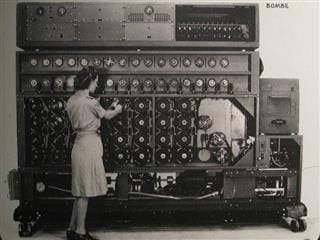 US Navy Cryptoanalytic machine