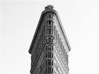 flatiron building wedge