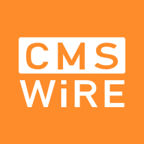 CMSWire logo stacked spring 2016