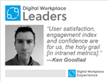 Digital Workplace Leader Ken Goodlad