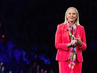 Ginni Rometty keynote at IBM Think 2018