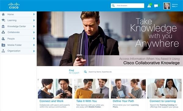 cisco collaborative knowledge