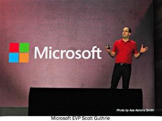 Microsoft Executive Vice President Scott Guthrie