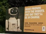make friends with robots