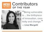 "Liraz Margalit, ""Being vulnerable is ... the birthplace of innovation, creativity and change"""