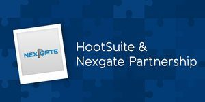 customer experience: nexgate hootsuite social media security
