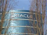 Picture of Oracle building at headquarters