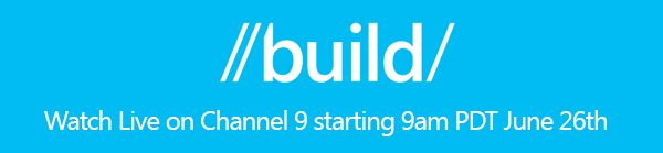 microsoft build keynote windows 8.1 azure developer