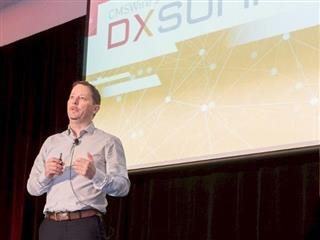 Brice Dunwoodie at DX Summit 2016