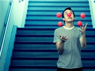juggling act