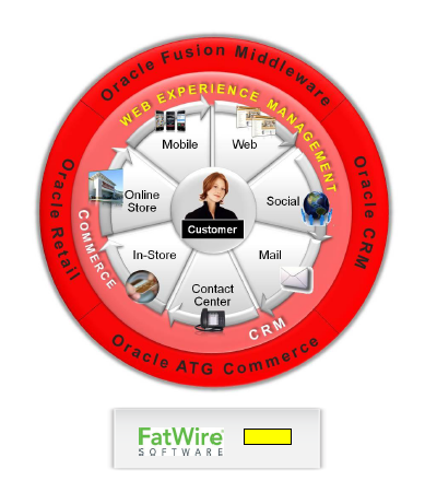 The Oracle-FatWire relationship