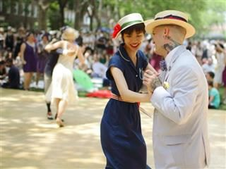 Jazz Age Lawn Party, Governor's Island