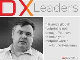 DX Leader bruno Herrmann