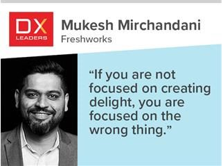 Mukesh Mirchandani: Leadership Strategies That Make Customer Service Delightful