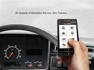 A telematics product from Transic