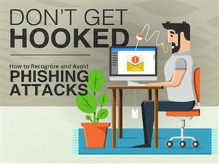 Recognize phishing attacks