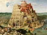 Searching for Information in the Tower of Babel